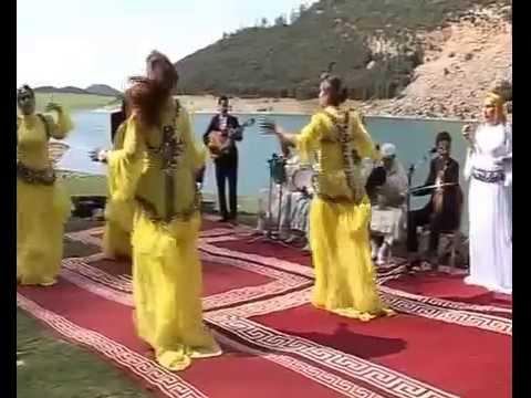 Lahcen n Khnifra رقص شعبي مغربي