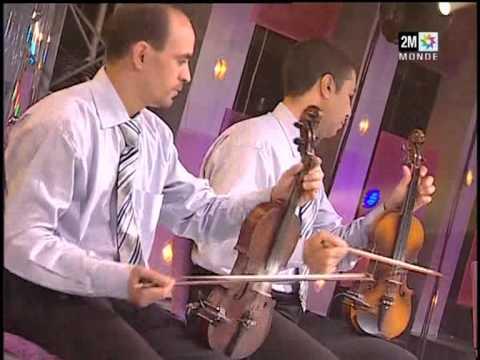 El Haj Abdelmoughit - Chaabi Maroc - منوعات شعبية - ما بيدي حيلة