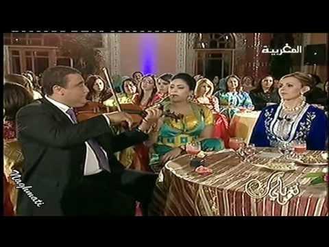 Najat Rajoui _ Wa9if 3ala babikoum *   نجاة الرجوي ـ واقف على بابكم