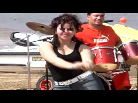 Chaabi - Music Marocain - أغاني الشعبية المغربية شابة نبيلة