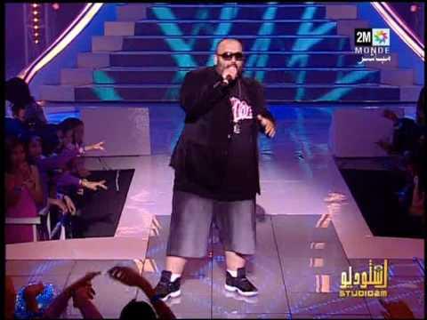 big la3bin sur Studio 2M rap maroc 2010