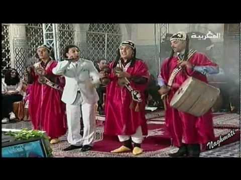 Chaabi Marocain _ Rachid Lamrini _L'3adama Mamnouch * الأغنية الشعبية المغربية
