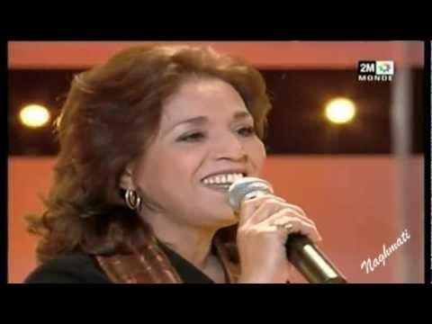 Naima Samih _ Jitak Li Babik  Habibi - نعيمة سميح ـ جيتك لبابك حبيبي