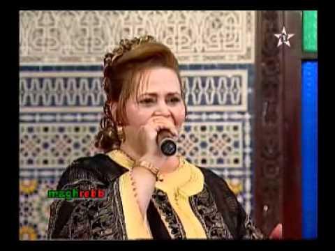 Khadija Al Bidawia الفنانة الشعبية خديجة البيضاوية