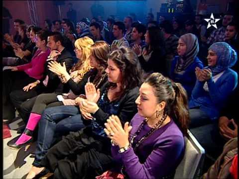 Abdelwahed 9assri  - Chaabi Maroc - TV Tamazight
