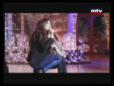 Nancy Ajram - Ya Rabi - MTV's Mother Day Special 2011