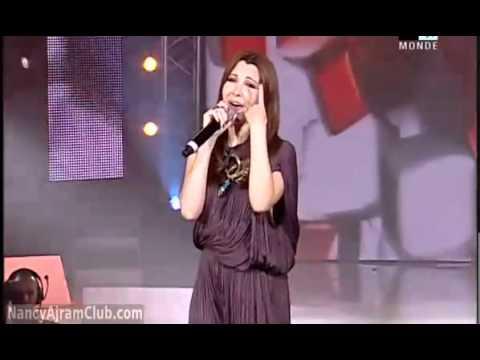 Nancy Ajram - Einy Aleik Live  2M 2011