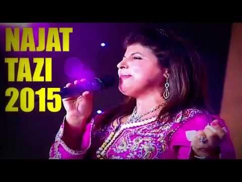 Najat Tazi 2015 - Dito Liya Ghzali