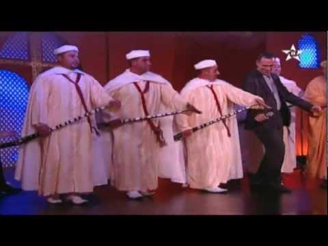Talbi One -  Reggada  Folklore RIF  فلكلور ورقص مغربي