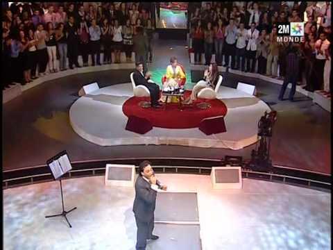 Rachid Lamrini - Soiree Angham 2M - Kachkoul Chaabi