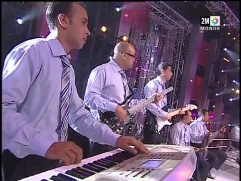 El Haj Abdelmoughit - Chaabi Maroc - منوعات شعبية - وناري كواوني