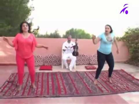Mbarek El Meskini Dance Chaabi
