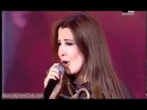 Nancy Ajram - Lessa Gaya Aollo Live 2M 2011