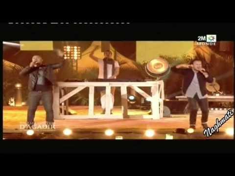 Fnaire - Concert pour la tolérance d'Agadir 2014