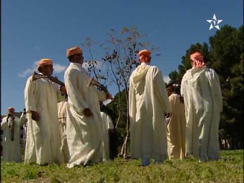 Cheikh Mabrouk: Troupe folklorique du Rif