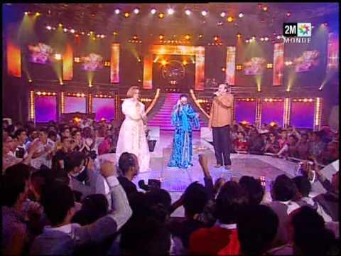 Trio Hajib Hamdaouia Khadija - 2M Maroc