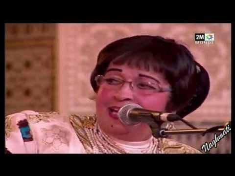 Alia Al Moujahid - عالية المجاهد - أسيدي احبيبي على الهوى ما بْغا يدير فصال
