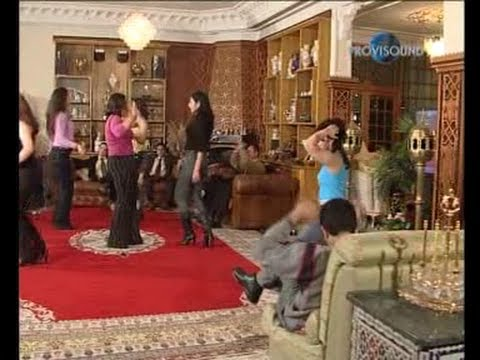 الشابة نبيلة غناء ورقص مغربي - chaba nabila chaabi maroc