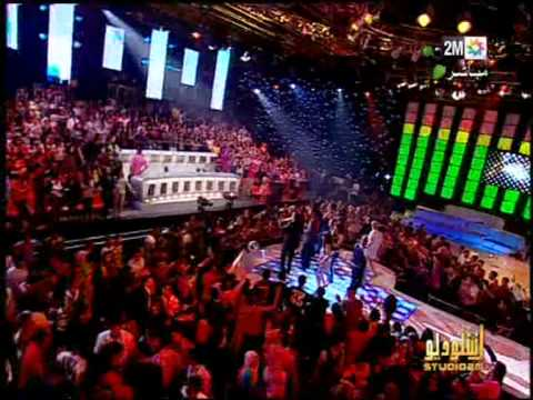 Khalid Bennani chaabi chanson Marocaine  2M Maroc