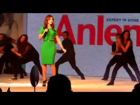 Nancy Ajram - OK - Anlene Event