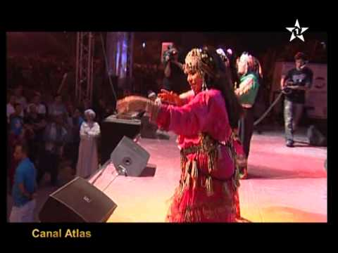 Fatima Tabaamrante - Canal Atlas