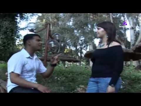 Taj ElBaroudi / Nadia ElBerkania / تاج البارودي / نادية البركانية / العشق جنون