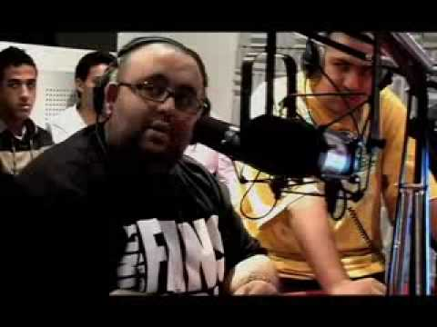 Don Bigg On Hit Radio rap maroc