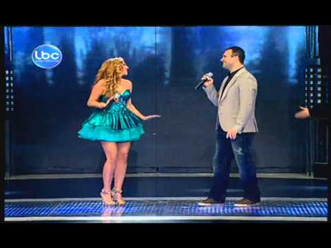Celebrity Duets 3 - Prime 11 - Jessy Abdo