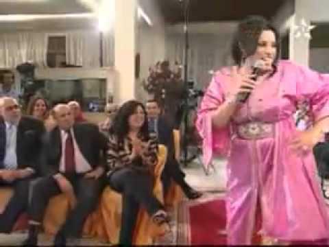 Najat Aatabou soirée al oula